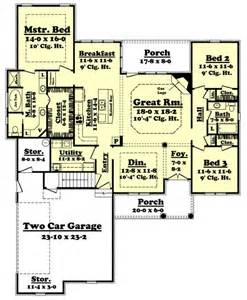 open floor plans 2000 square 2000 sq ft house plan nelson 20 002 315 from