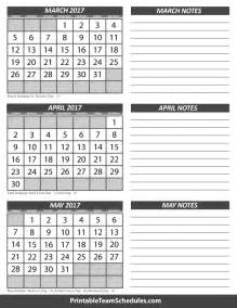 Calendar 2018 March April May March April May Calendar 2017