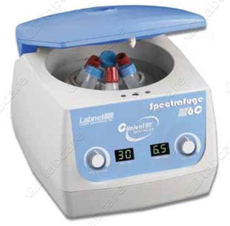 labnet spectrafuge 6c small bench centrifuges