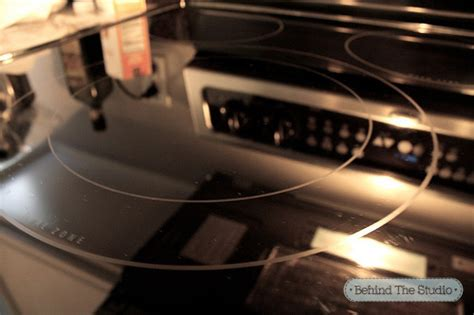 Cleaning A Cooktop home made cleaning diy how to clean your glass cooktop with baking soda the studio