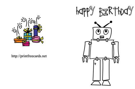 Boys Printable Birthday Cards Birthday Card Beautiful Sweet Gallery Printable Birthday