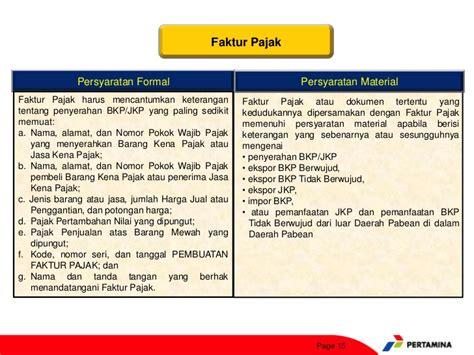 pembuatan faktur pajak pemberian cuma cuma vat management nov 2011