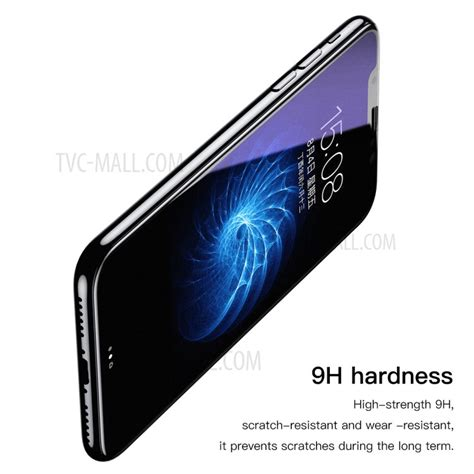 Baseus Matte Glass Anti Fingerprinit Tempered Glass For Iphone X baseus soft pet 3d curved matte anti blue tempered glass screen coverage protector