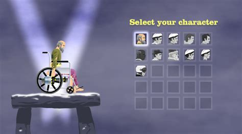 happy wheels full version all levels image current character selection screen png happy
