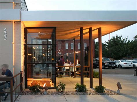 restaurant exterior design east entry building exterior design of steubens restaurant denver