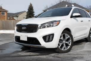 Kia Sorento Limited 2016 Kia Sorento Sx Limited Review Autoguide News