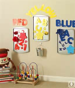 decorations with toddlers toddler color sorting boards crafts