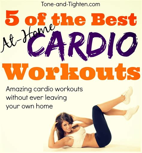 best home cardio workout dvd workout schedule