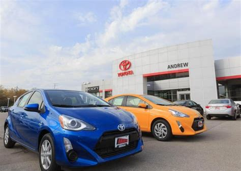 Toyota Dealers Wisconsin Andrew Toyota Milwaukee Wi 53209 Car Dealership And