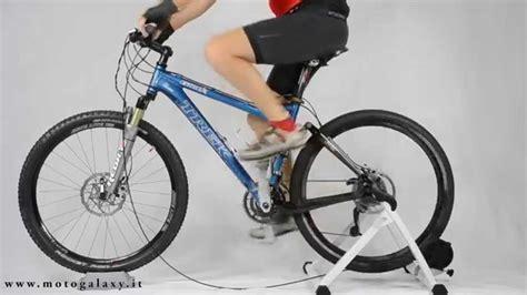 piedistallo per bici rulli bicicletta allenamento bike trainer
