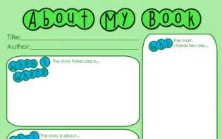Book Report Ideas For Kids Keep Your Kids Reading With This Book Report Printable