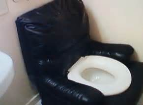 Recliner Toilet recliner toilet real pin