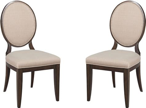 decorative side chairs grantham hall deep coffee decorative upholstered side