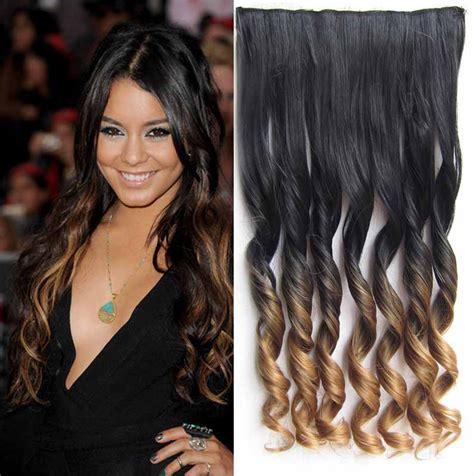 najbolja farba black plava farba clip in vlasy p 225 s lokne ombre