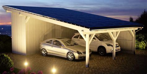 carport mit solar easysolarcarport solarcarport in holzbauweise solar