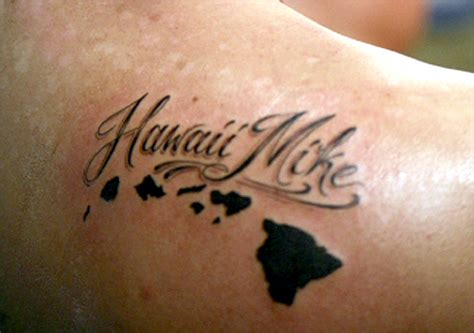 great island tattoo amazing hawaiian island tattoos great ideas and tips