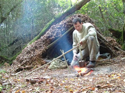 What's the difference between survival & bushcraft?  Low