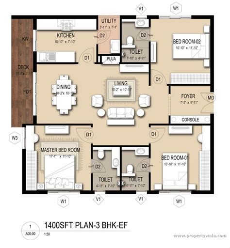 3 bhk floor plan 3 bedroom independent house for sale in trident galaxy