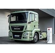 MAN To Test Electric Semi Truck Later This Year  Gas 2