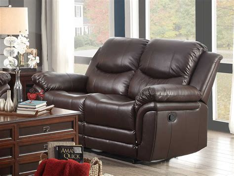 recliners st louis homelegance st louis park double reclining love seat