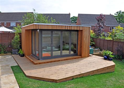 Granny Flats Kit Homes decking garden lodges