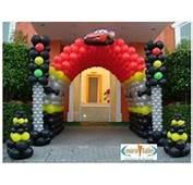Decoracion Con Globos On Pinterest  Balloon Columns