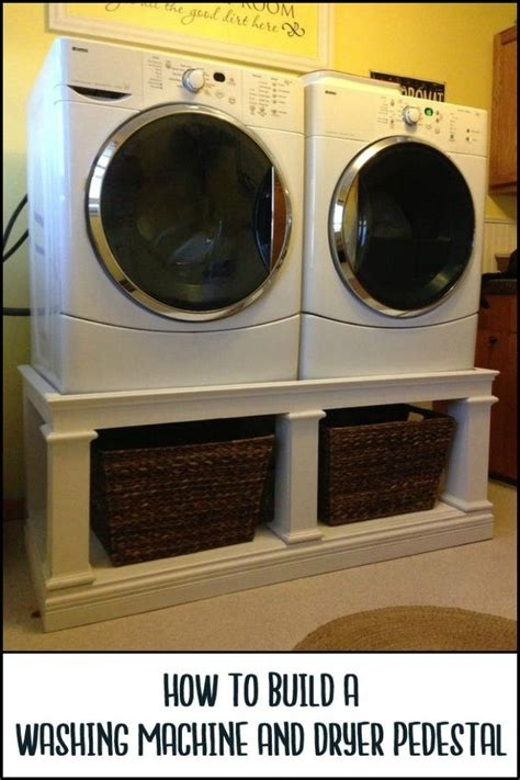 pedestal washer best 25 laundry pedestal ideas on pinterest laundry