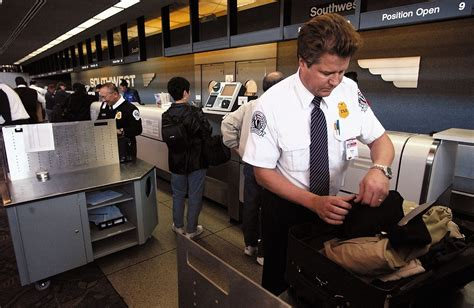 Tsa Employment Background Check These Are The Ways That 9 11 Changed Airport Security