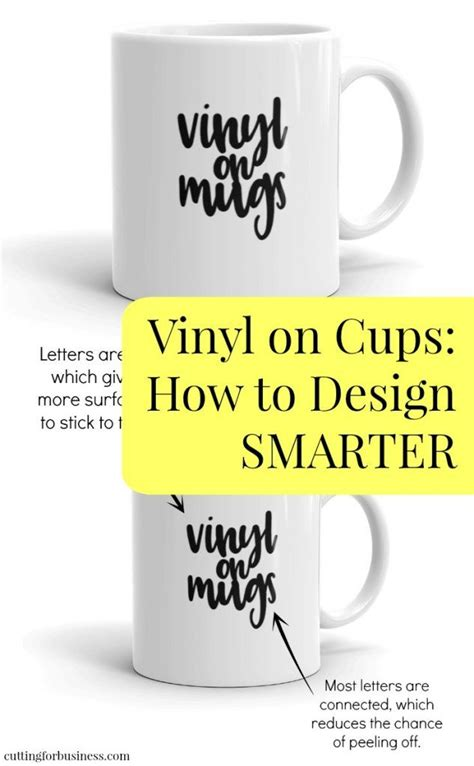 printable vinyl on mugs 556 best cutting for business blog resources images on