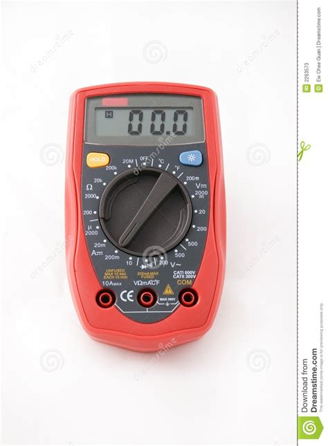 Tester Application by Multi Tester Stock Photos Image 2263573