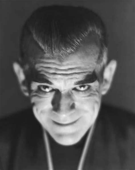 Boris Karloff as Hjalmar Poelzig, in The Black Cat (1934