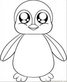 pictures of animals that you can print the penguins animal printable pages