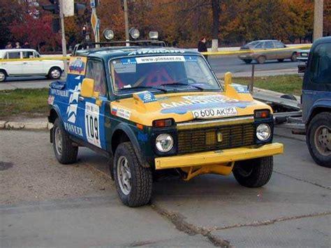 Lada Niva Club Niva Rally 5 Lada Niva Club Italia