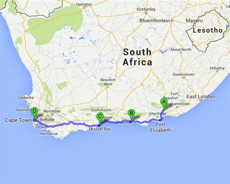 Garden Route Itinerary Ideas Driving The Garden Route Roadtrippin South Africa Bruised Passports