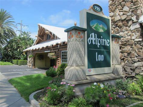 the alpine inn hotel restaurant alpine inn hotel in anaheim california reviews hotel