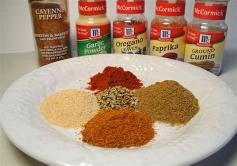 chili powder recipe food com