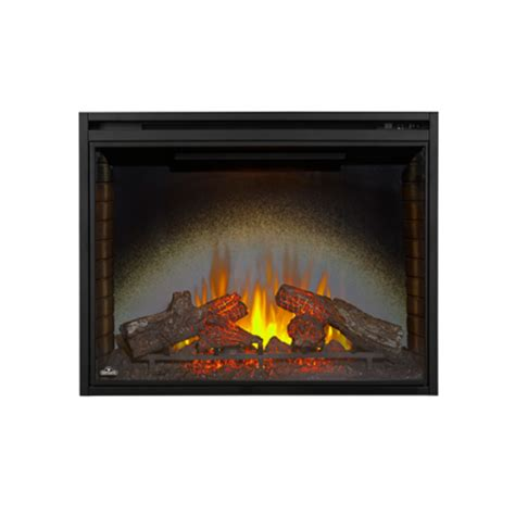 addco electric fireplaces napoleon 40 quot ascent bef40h built in fireplace addco
