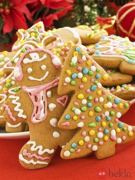 imagenes de navidad galletas de jengibre recetas de galletas de jengibre fotos de navidad en bekia