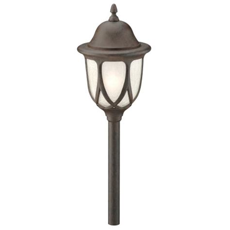 Intermatic Landscape Lighting Intermatic Cl305ob Malibu Low Voltage 11 Watt Metal Garden Light Rubbed Bronze With Frosted