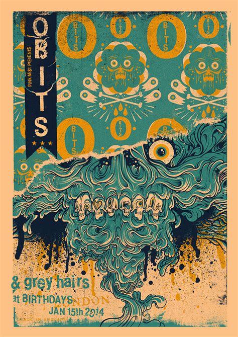 design gig poster 25 inspiring gig posters creative bloq