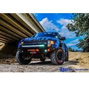 Ford Raptor Blue Digital Camo By Texas Motorworx