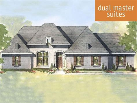 dual master suites 44 best images about dual master suites house plans on