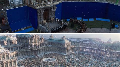 Cinderella Film Palace | how the vfx for cinderella were brought to life