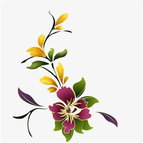flower design materials flower material decoration graphic design flowers