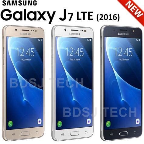 Samsung J7 4g Lte samsung galaxy j7 lte 16gb j710m ds 4g 5 5 quot octa dual sim gsm unlocked auctions buy and