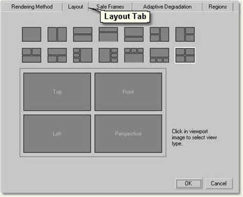 viewport layout in 3ds max 3ds max tutorial scene setup cadtutor