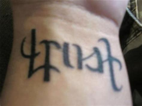 trust wrist tattoo 25 amazing trust tattoos