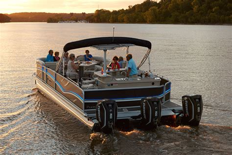 best pontoon party boats pontoons for every party boats