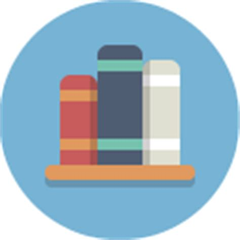 Book Shelf Icon by Bookshelf Icons Free Icons In Beautiful Flat Icons Icon