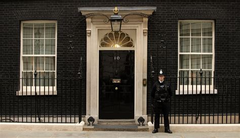 casa primo ministro inglese londra 10 downing di londra